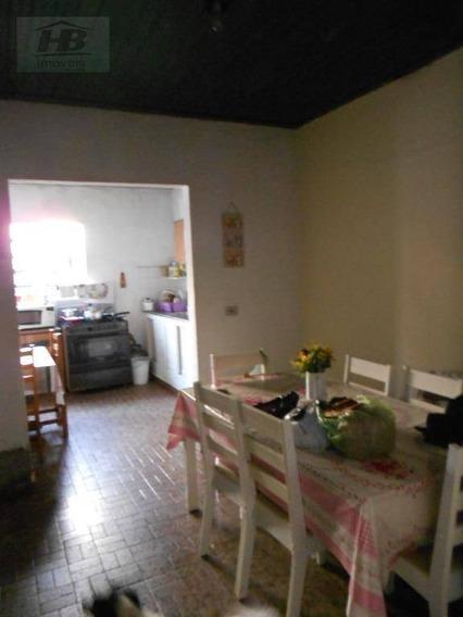 Casa Com 3 Dormitórios À Venda, 120 M² Por R$ 450.000 - Vila São Silvestre - São Paulo/sp - Ca0889