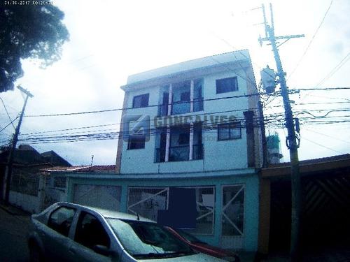 Venda Apartamentos Santo Andre Vila Guiomar Ref: 141489 - 1033-1-141489