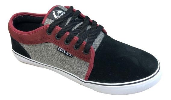 Glock Zapatillas California Rojo