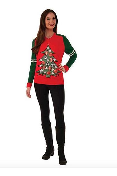 Forum Ugly Suéter De Navidad Para Mujer Deportes Xl