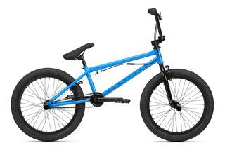 2020 Bici 20 Bmx Haro Downtown Dlx 20.5 Azul