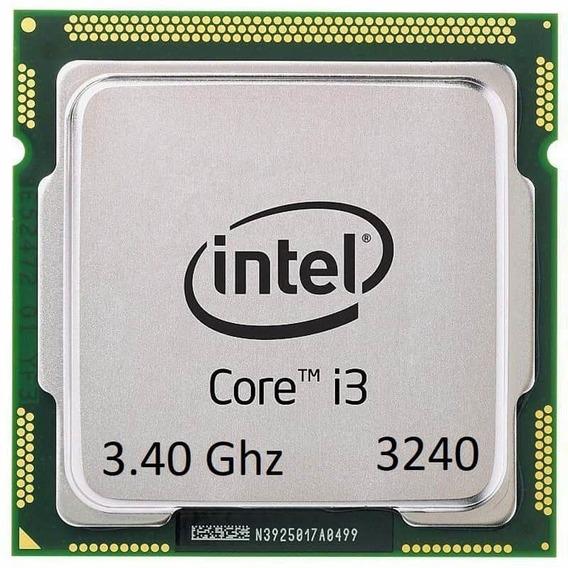 Processador I3-3240 / 3.40ghz / Lga 1155