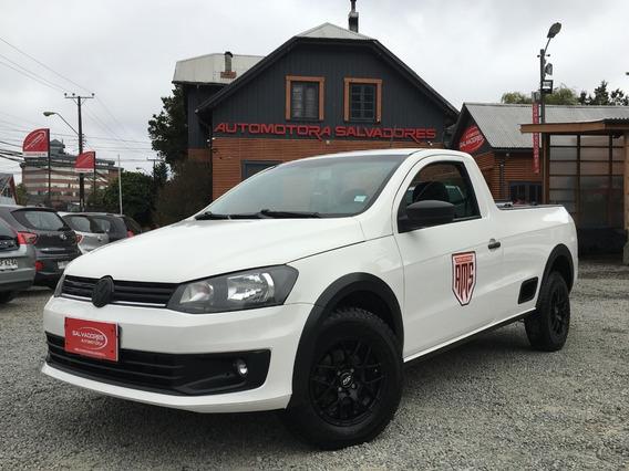 Volkswagen Saveiro 1.4 Dc Mt Trekking