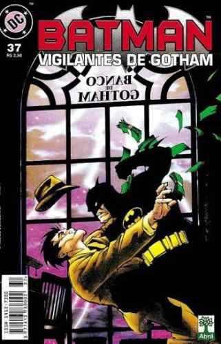 Imagem 1 de 1 de Batman Vigilantes De Gotham 37