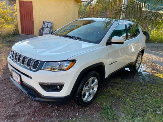 Jeep Compass 2.4 Litude X At 2018