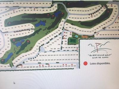Lote Terreno Campo Country Golf Club El Espinillo Lujan