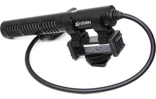Microfone Azden Xlr Sdm Pdii