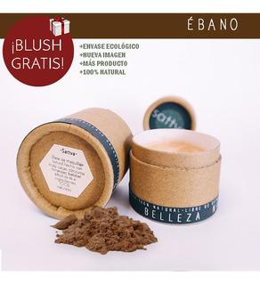Maquillaje Ecologico 100% Organico Ebano