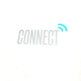 Adesivo Connect Prata Gol Saveiro Fox G7 Original 5u0853421b