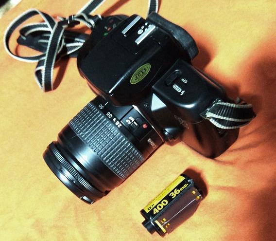 Câmera Analógica Canon Eos750