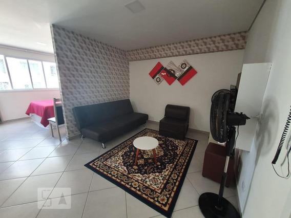 Apartamento Para Aluguel - Centro, 1 Quarto, 38 - 893074179