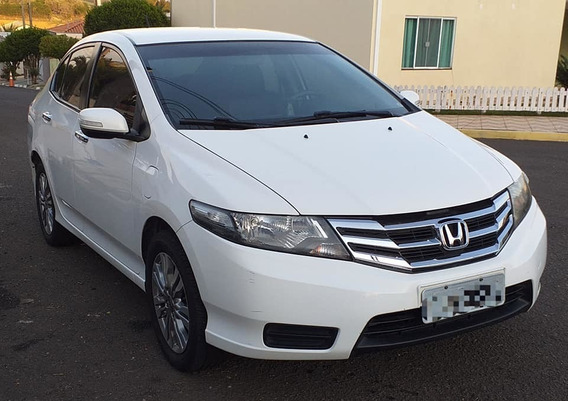 Honda City Ex Sedan 1.5 Flex 4p Automático