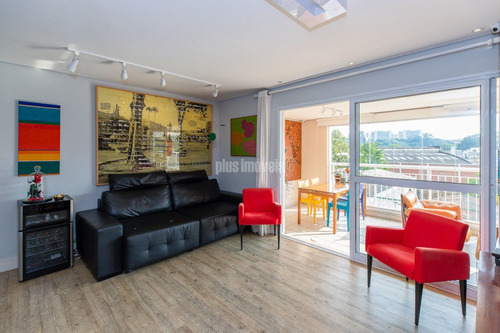 Imagem 1 de 15 de Apartamento Garden 122m²  2 Dorms, Suíte Com Closet, 2 Gar + Depósito -  Excelente Lazer - Pp19288