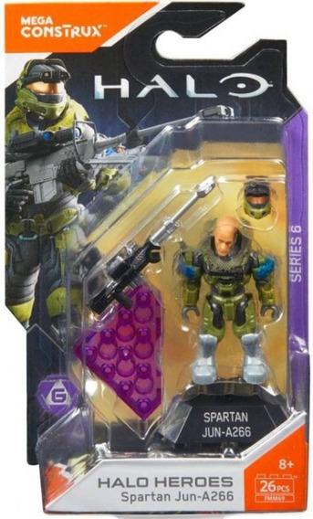 Halo Mega Construx Heroes Series 6 Spartan