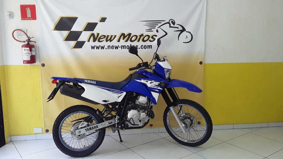 Yamaha Xtz 250 Lander Blue Flex 36.000 Km !!!
