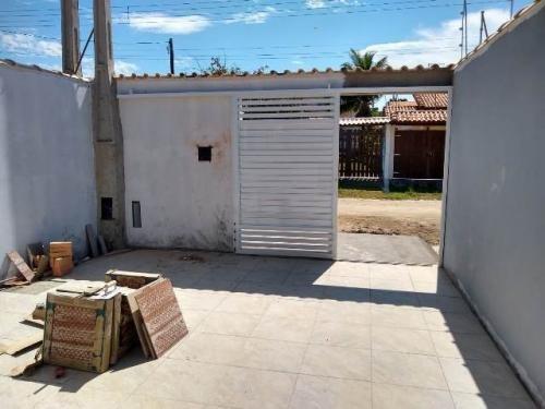 Casa Com Piscina No Jardim Guacira Em Itanhaém - 7910