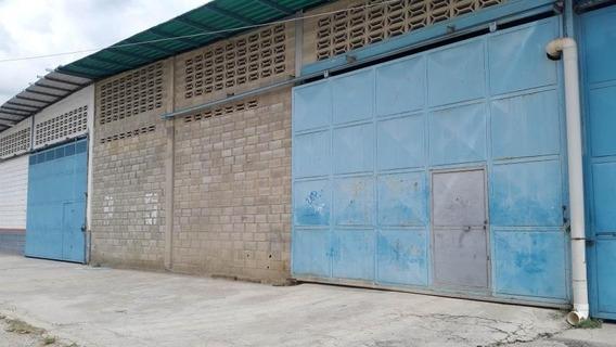 Venta De Galpon En El Sector La Providencia Maracay