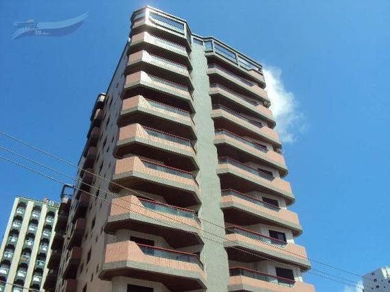Apartamento Com Vista Mar!!! - Ap8447