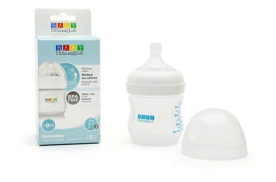 Mamadera Bebe 120ml Baby Innovation Babymovil -135