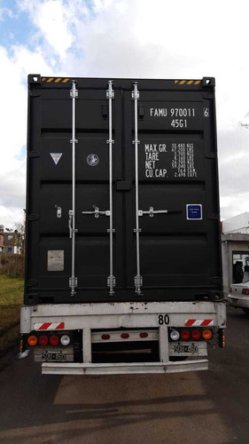 Contenedores Maritimos Usados Containers 20' Dv - Capital