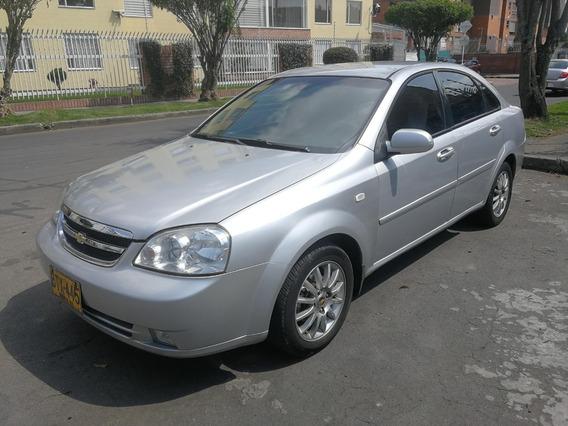 Chevrolet Optra Mt1400cc Plata Escuna Aa Ab Dh