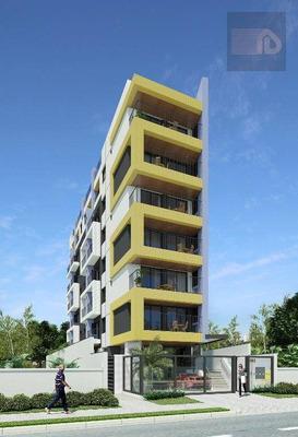 Apartamento Tipo Studio Residencial, Bairro Vila Izabel, Curitiba. - St0012