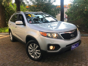 Kia Sorento Aut. 4x4 Com Teto Baixo Km 7lugares