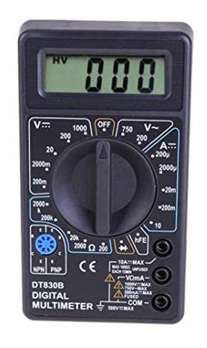 Multitester Digital M.830b/pbmt02 Pitbull