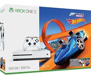 Consola Xbox One S 500gb - Forza Horizon 3 Hot Wheels Bun...