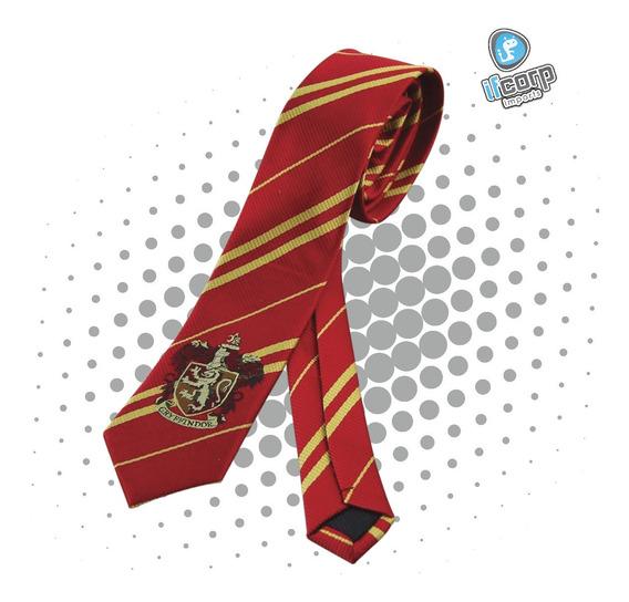 Corbata Harry Potter Hogwarts Casa Gryffindor