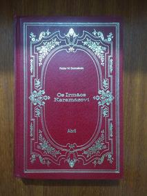 Livro Os Irmãos Karamázovi (capa Dura)