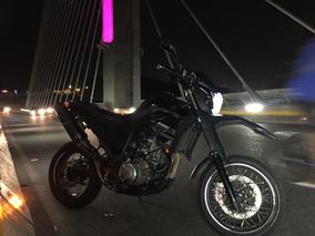 Yamaha Xt660x Negra