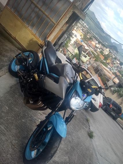 Yamaha Xj6 Diversion N