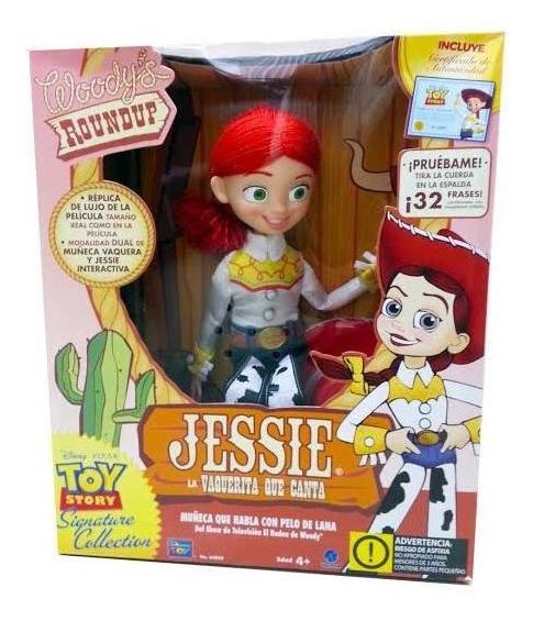 Jessie La Vaquerita Toy Story Español Coleccion Signature