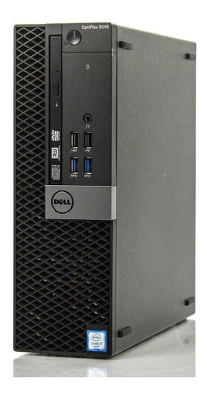 Cpu Dell Optiplex 5040 Core I5 6ger 8gb 500gb - Novo