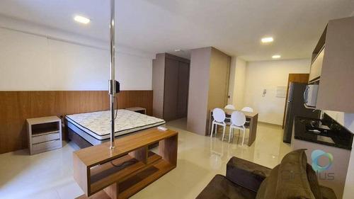 Imagem 1 de 18 de Apartamento Com 1 Dormitório À Venda, 51 M² Por R$ 380.000,00 - Bosque Das Juritis - Ribeirão Preto/sp - Ap1684