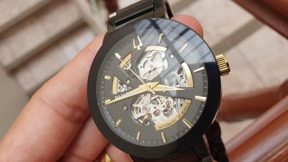 Oferta De Black Fr Hermoso Reloj Bulova Automatico 21 Joyas