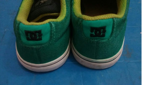 Dc Shoes Originales Talla 11 Americano