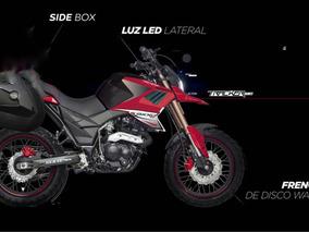 Motocicleta Axxo Tracker 250 Full Semi Nueva 900km