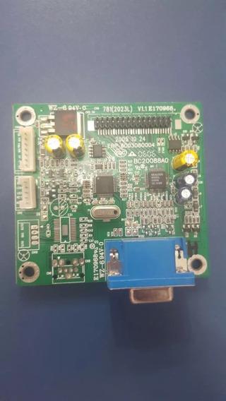 Placa De Video P/ Monitor Dell 6003080004