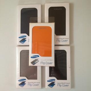 Flip Cover Samsung Galaxy Note 2 Gt- N7100 (bellos Colores)