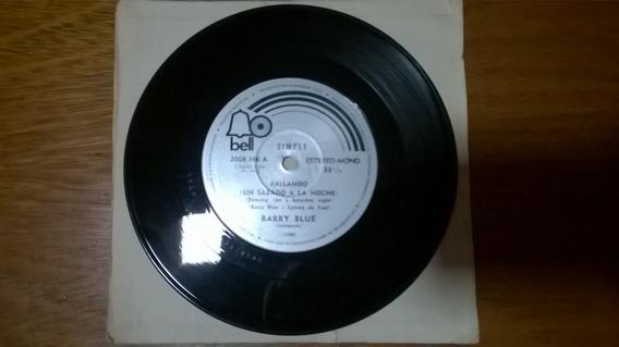 Barry Blue - Disco Simple - Bailando (un Sabado A La Noche)