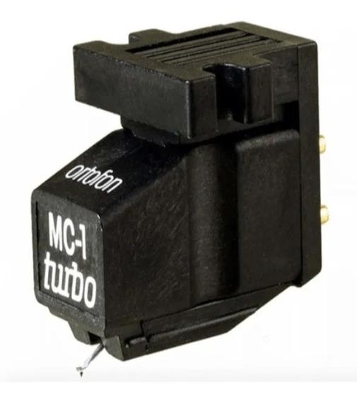 Agulha Ortofon Mc1-turbo (moving Coil) De Alto Ganho Nova