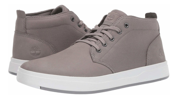 Tenis Hombre Timberland Davis Square Leather An N-8183