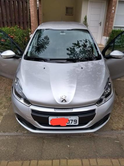 Peugeot 208 1.2 Active Flex 5p 2018