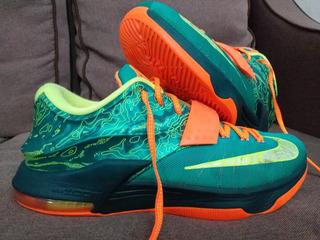 Tenis Nike Kd 7 Weathered 28.5mx/10.5us