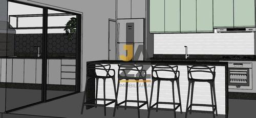 Imagem 1 de 12 de Casa Com 3 Dormitórios À Venda, 200 M² Por R$ 1.090.000,00 - Condominio Portal Dos Bandeirantes - Salto/sp - Ca14201
