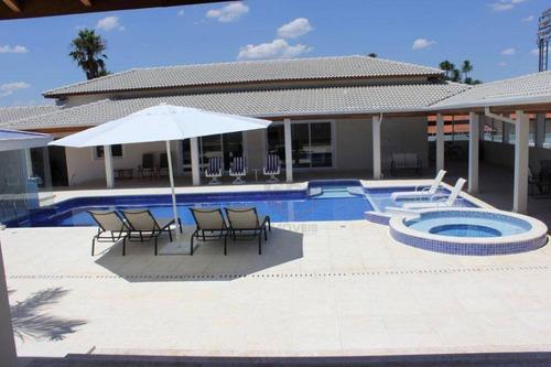 Chácara Com 4 Suítes À Venda, 3000 M² Por R$ 3.180.000 - Condomínio Vale Das Laranjerias - Indaiatuba/sp - Ch0696