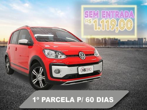 Volkswagen Up! 1.0 12v Tsi E-flex Cross Up! 2018