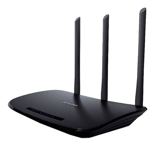 Router Wi-fi Tp-link Tl-wr940n 300mbps 3 Antenas Wr940 Mexx